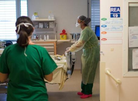 Coronavirus : 31.249 morts en France, 13.215 nouveaux cas en 24 heures