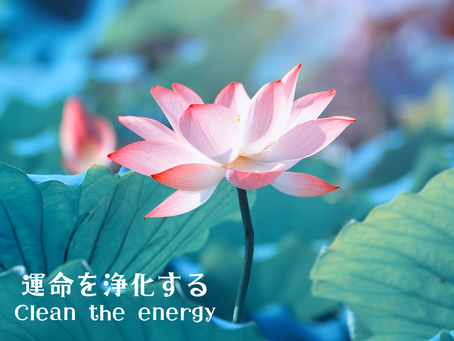 末端を整えるとエネルギーの流れがよくなります
