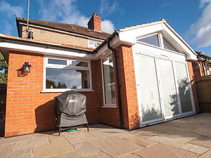 House extension, builder, house builder, building in woodley, reading, berkshire, construction