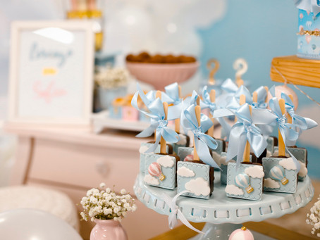 Gender Reveal Parties - The New Wave