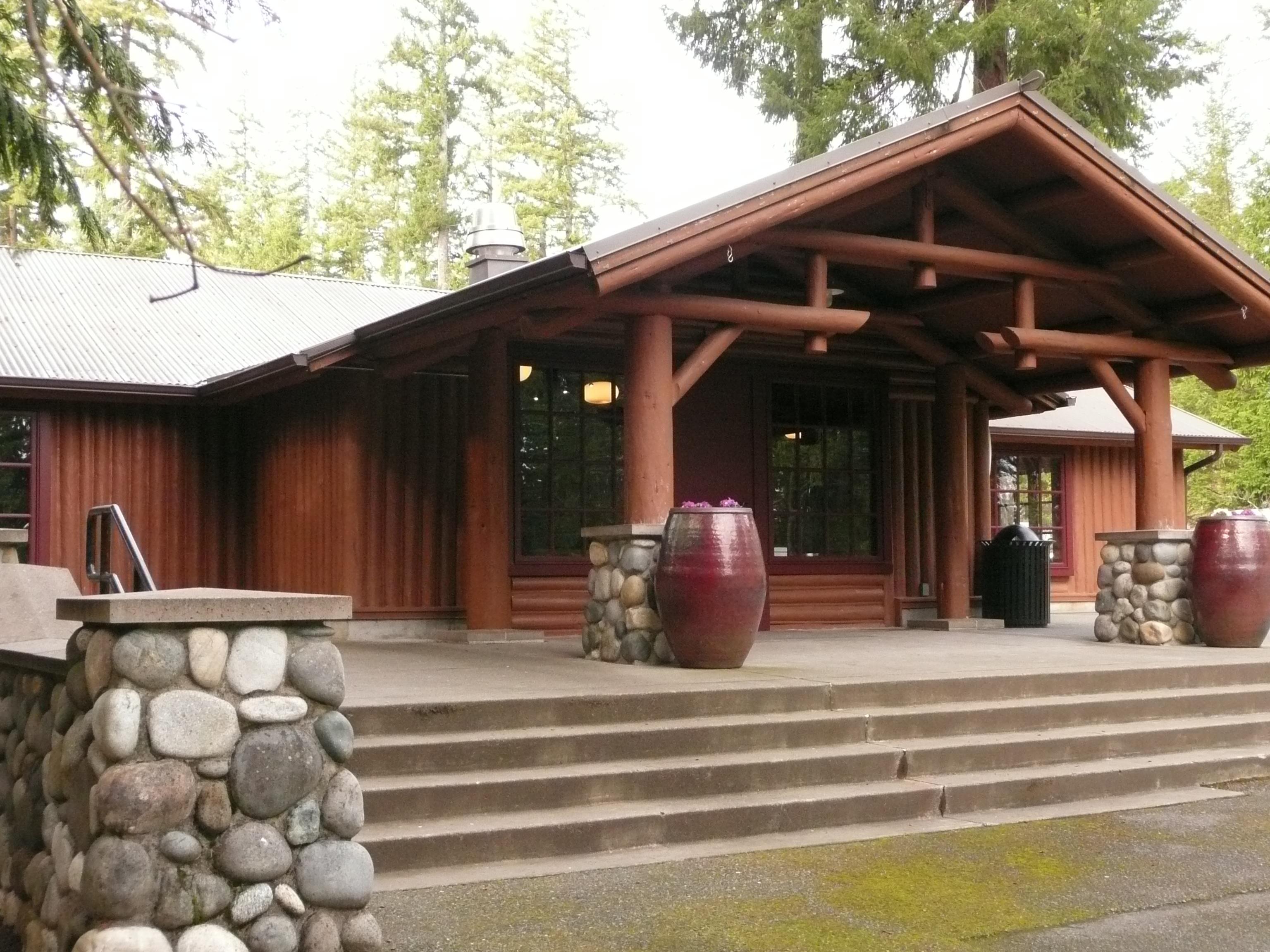 Beaver Lake Issaquah Lodge