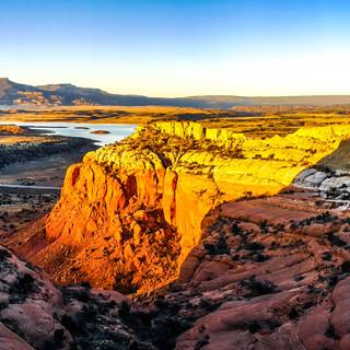 Geologic Sunrise