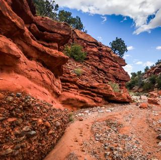 Copper Canyon Wash