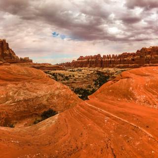 Canyonlands Saddle