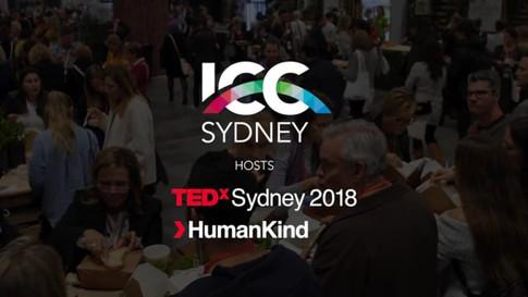 ICC Sydney - TEDx 2018