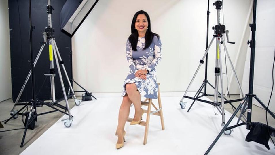 A fashion-forward iconic leader: Anna Lee CA