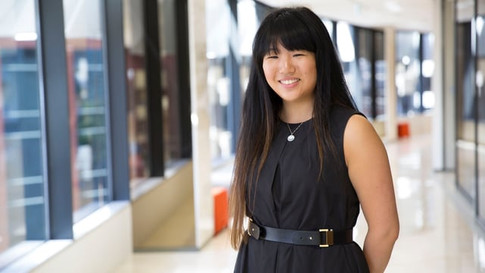 Fast tracking her dream career: Jessica Zhou