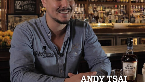 Old Forester - Andy Tsai - Websters