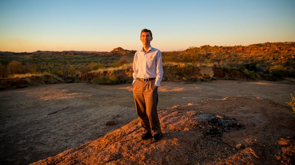 An Irish Chartered Accountant in Mt. Isa