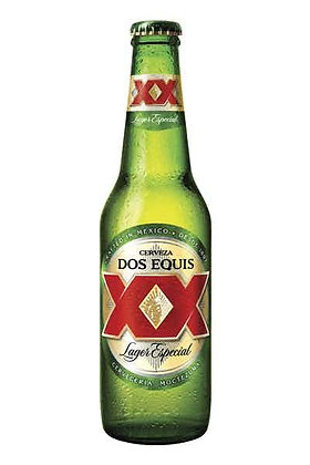 Dos Equis Green XX 355ml Bottles in a 6 Pack