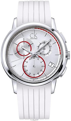DRIVE SS CHRONO WHT DIAL RS