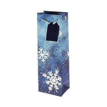 WINE BAG - SNOWFLAKE DBLE