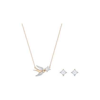 5526491 SWAROVSKI Necklaces;Earrings