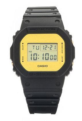 CASIO G-SHOCK Digital Gold Dial Men's Watch