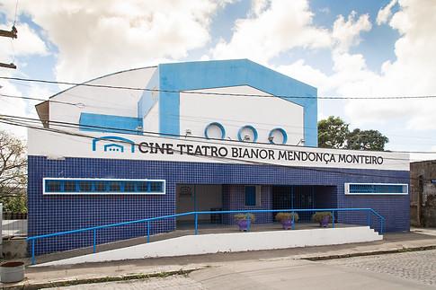 Cine Teatro Bianor Mendonça Monteiro.