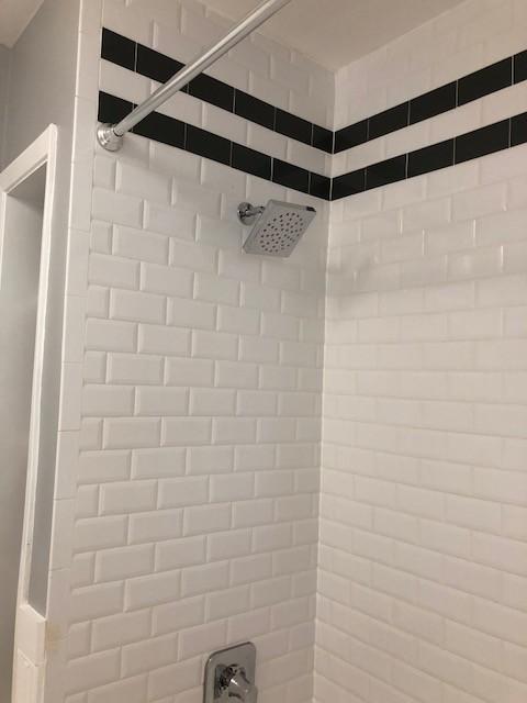 Final Shower