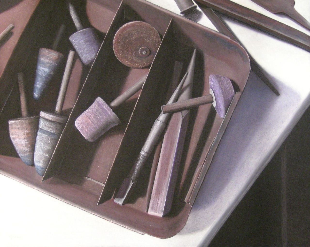 Tools and Tray, 2006