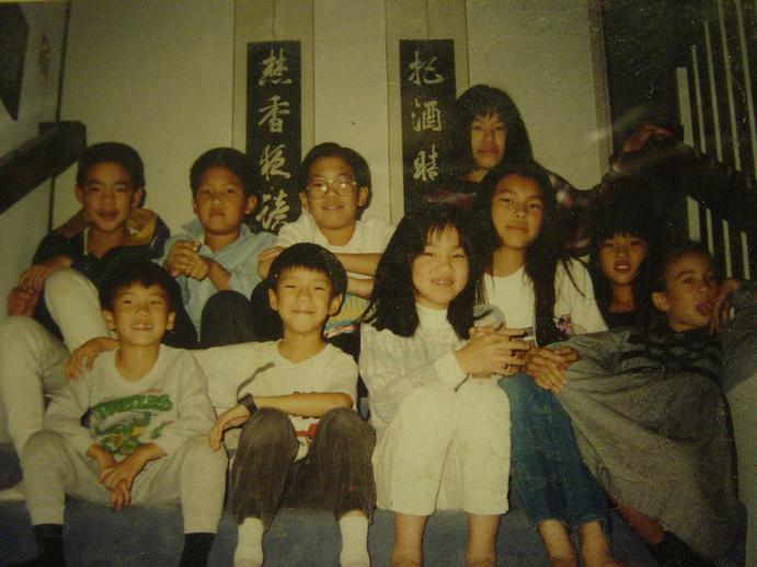 The Liao Cousins