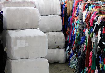 Sustainable textile raw material