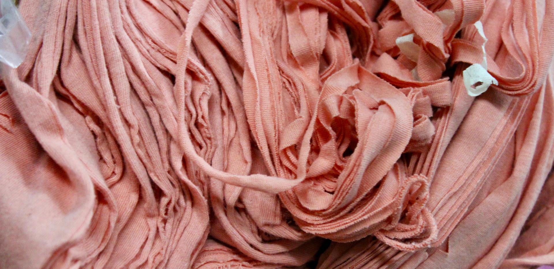Coral clips 100% Cotton