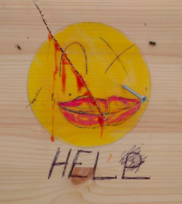 רולו פרוייקט האמנות המתגלגלת סבב 17 קנאה