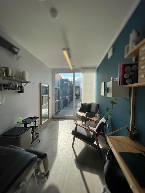 Studio in the sunshine.JPG
