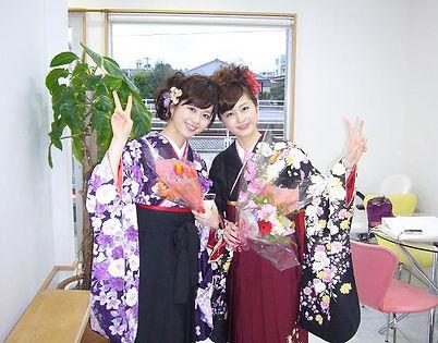 鹿児島卒業式|着物|袴|鹿児島東谷山1丁目75-7