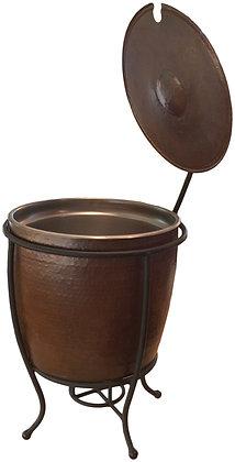 Copper Soup Kettle CSK001