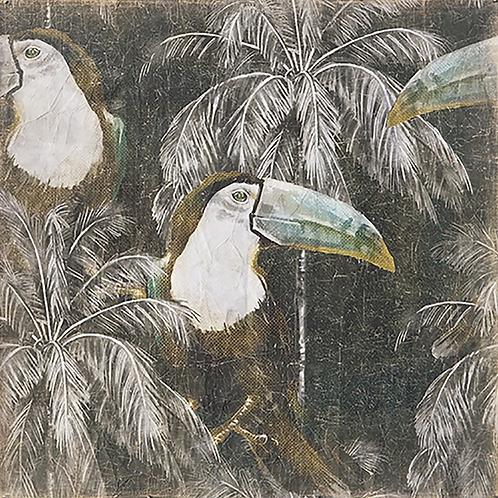 Vintage Toucans