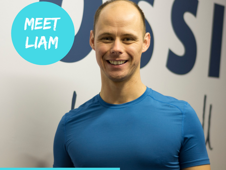 MEET LIAM – Sports & Fitness Manager
