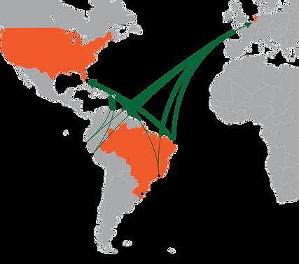 TC Fruits Map