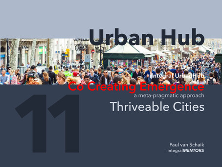 Urban Hub 11 - Co-Creating Emergence