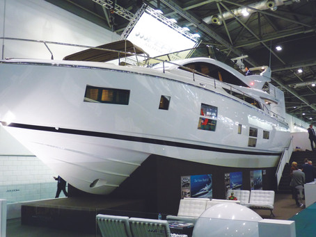 Exploring careers at the London Boat Show: What can the industry offer the next generation?