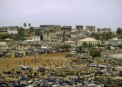 Resilience in Accra, Ghana