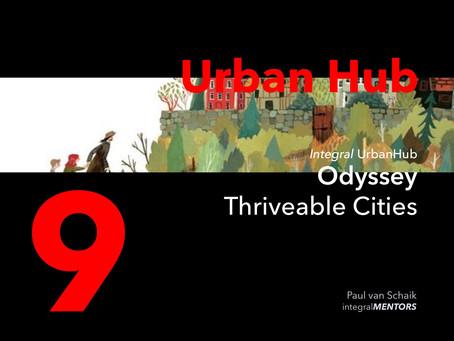Urban Hub 9 - Thriveable Cities