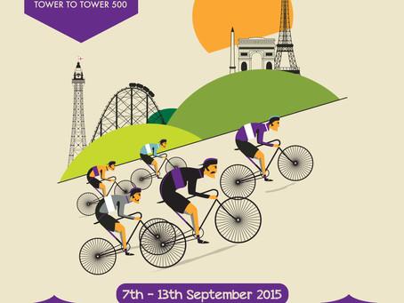 Bobbies on Bikes: Blackpool to Paris!