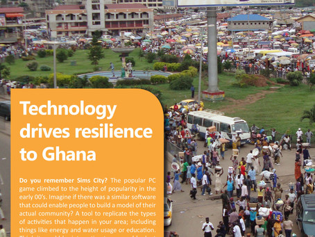 Technology Drives Resilience In Ghana!