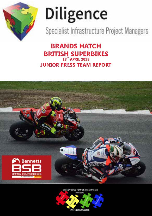 4Roles4Goals, with the help of the BSB paddock showcased opportunities and careers in an exciting arena of British Superbikes!