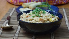 One Pot Fried Rice
