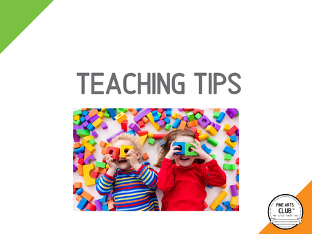 March Teaching Tips