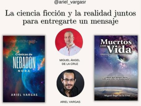 Live en instagram con Miguel Angel de Despierta tu conciencia