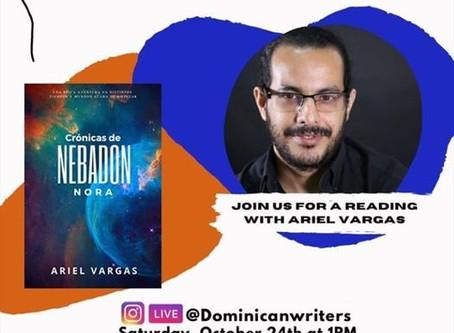 Live con Dominican writers