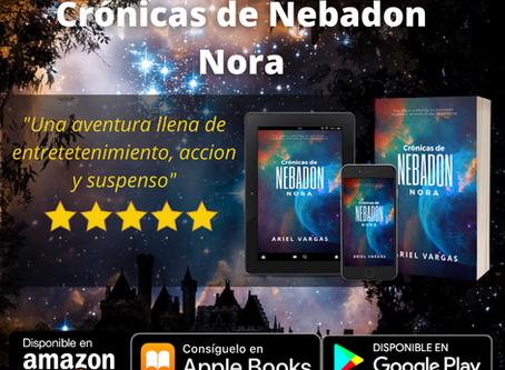 Crónicas de Nebadon ya disponible en más plataformas