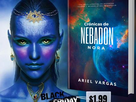 Oferta por el Black Friday de Crónicas de Nebadon 1 : Nora