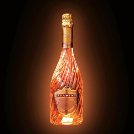 Tsarine Rosé Lux, une idée lumineuse !