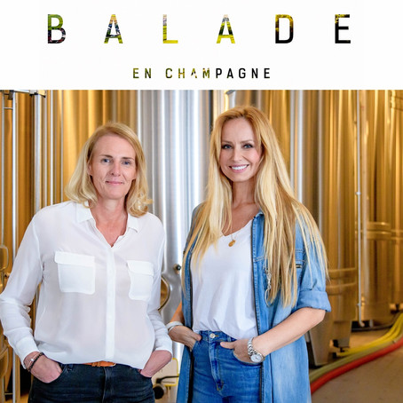 """Visiting Champagne"": A Video Series with Adriana Karembeu"
