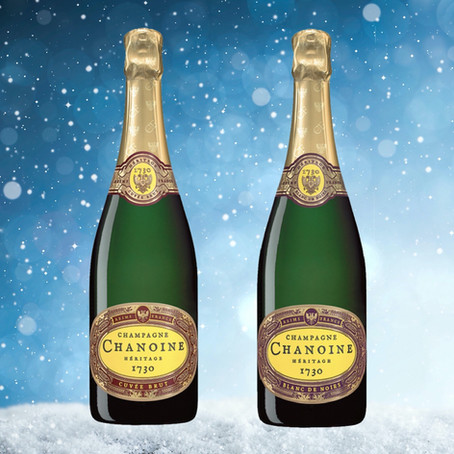 Holiday Meals Around Champagne With Chanoine Héritage