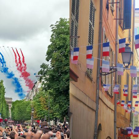 14 juillet, champagne pour tout le monde !
