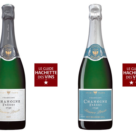 Champagnes Réserve Privée, étoiles au Guide Hachette et accords gourmands