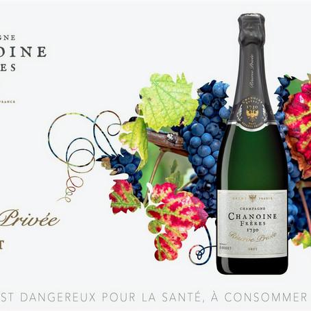 An Easter Menu for Chanoine Frères Réserve Privée Brut
